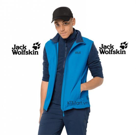 Jack Wolfskin Activate Vest Men 1304451 Jack Wolfskin size L US