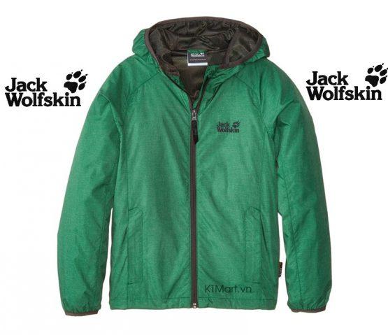 Jack Wolfskin Boy's Westland Storm Lock Jacket 1603381 Jack Wolfskin size L (164/170)
