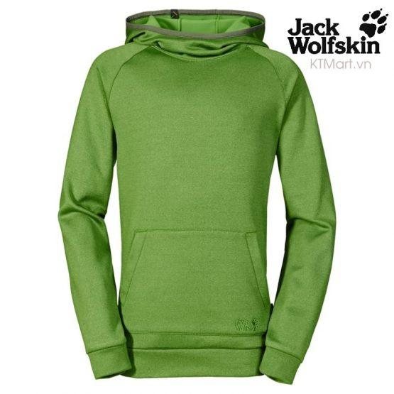 Áo nỉ có mũ  Jack Wolfskin Finn Functional dành cho nam size M