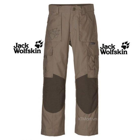 Jack Wolfskin Kids Explore Nanotex Pants 16616 Jack Wolfskin size 104
