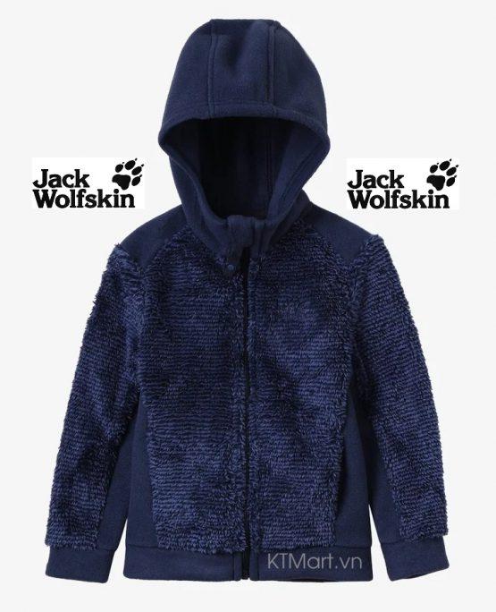 Jack Wolfskin Pine Cone Jacket Girls 1607641 Jack Wolfskin size 116