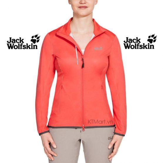 Jack Wolfskin Women's Cusco Trail Softshell Jacket 1304901 Jack Wolfskin size S