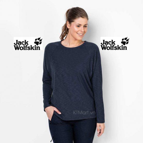 Jack Wolfskin Women's Travel Long Sleeve T-Shirt 1805601 Jack Wolfskin size M US