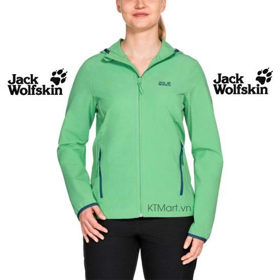 Jack Wolfskin Women's Turbulence Jacket 1303652 Jack Wolfskin size M US