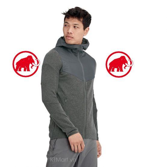 Mammut Alvra ML Hooded Jacket Men 1014-00751 Mammut size 2XL US