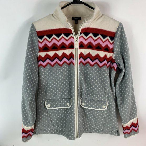 Áo nỉ Talbots Polka Dot Petites Coats & Jackets size M