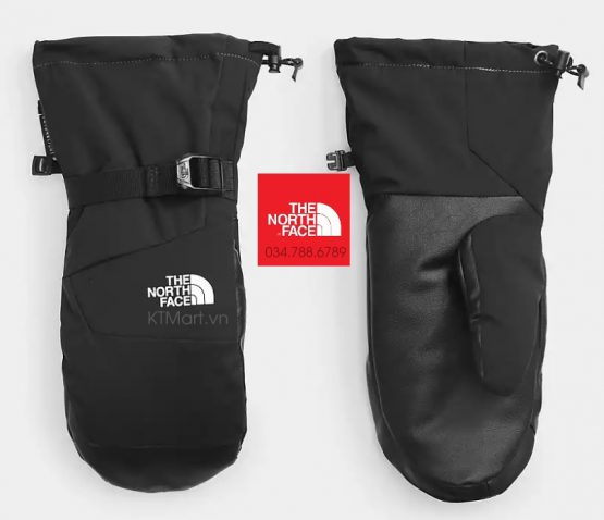 The North Face Montana Futurelight Etip Mitts NF0A4SGP The North Face size L