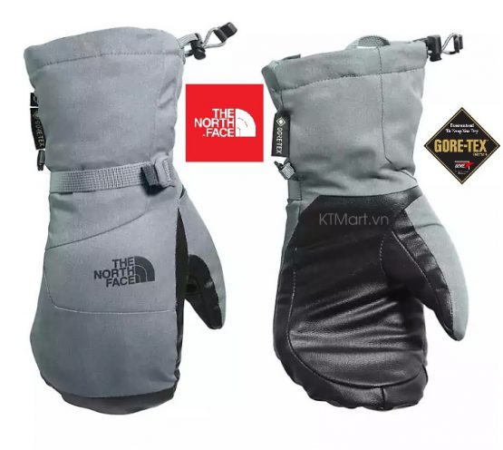 The North Face Women's Montana Etip Gore-Tex Mitts NF0A3M3C The North Face size M