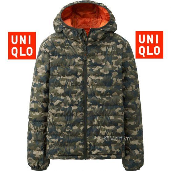 Uniqlo Kids Light Warm Padded Parka 145723 Uniqlo size 9/10