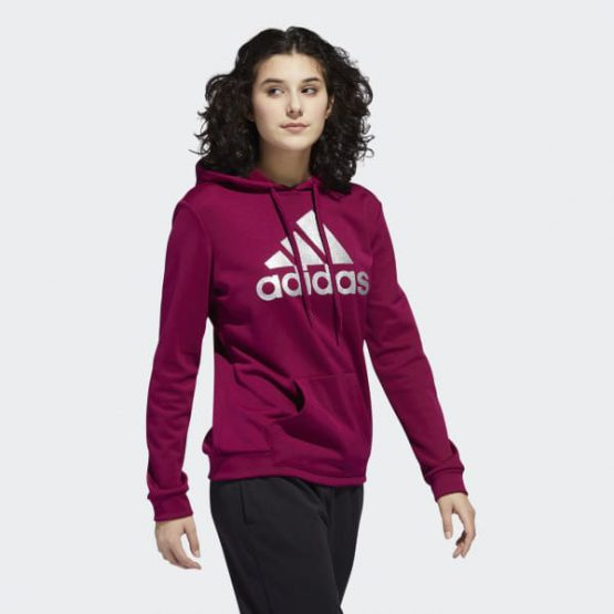 Áo khoác Adidas Team Issue Hoodie Burgundy GD0874 size M