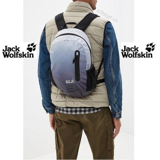 Balo Đạp Xe Jack Wolfskin HALO 12 PACK Bike Backpack 2007761