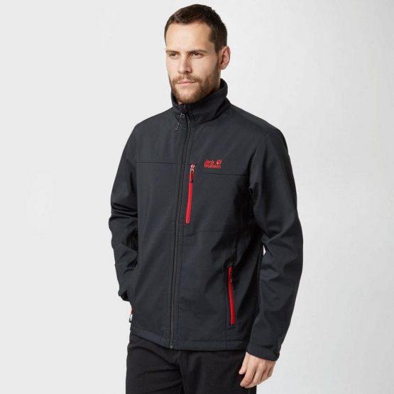 Áo khoác Jack wolfskin 5007592 Men's Torngat Softshell Jacket size M, L