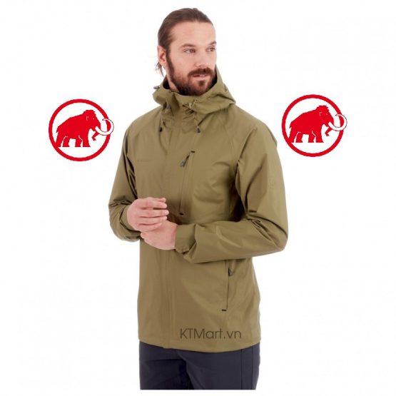 Mammut Convey Pro HS Hooded Jacket AF Men 1010-27040 Mammut size L Asia