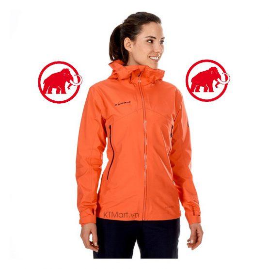 Mammut Meron Light HS Jacket Women 1010-25990 Mammut size XL US