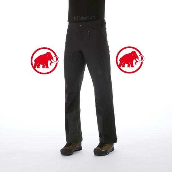 Mammut Tatramar Men's Softshell Trousers 1021-00300 Mammut size 38