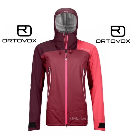 Ortovox Women's Westalpen 3L Light Jacket 70212 Ortovox size M