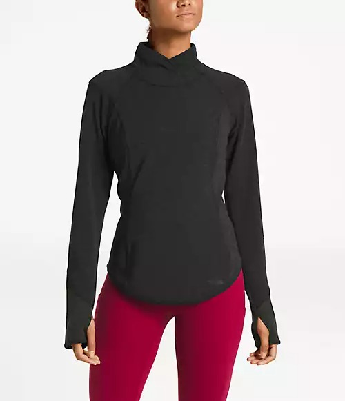 Áo thun The North Face NF0A3LKD WOMEN'S NORDIC THERMAL LONG-SLEEVE size L