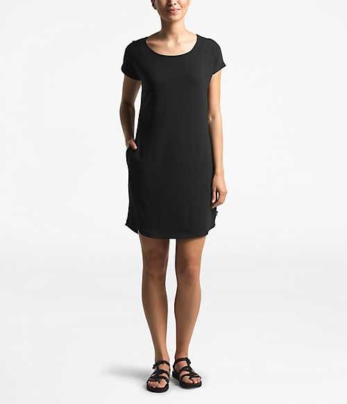 Váy cộc tay The North Face NF0A3SWQ WOMEN'S LOASIS TEE DRESS size M
