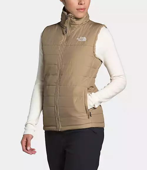 Áo khoác 2 mặt The North Face NF0A4R3G WOMEN'S MOSSBUD INSULATED REVERSIBLE VEST size M
