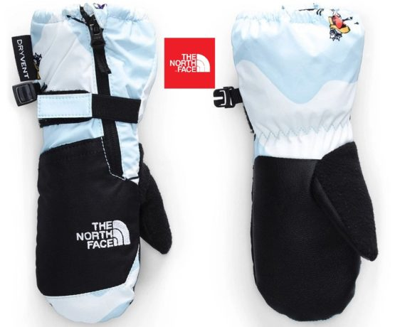 The North Face Toddler Mittens NF0A3VXI The North Face size 3T