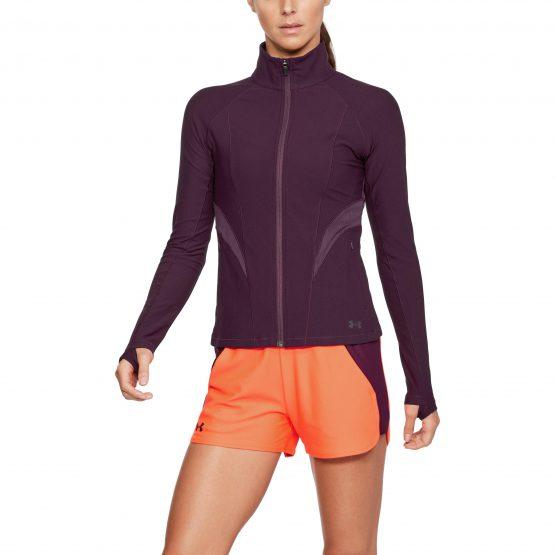 Áo Under Armour 1318056 Women's Threadborne Vanish Camo Mesh Full Zip Jacket size Xs, S, M, L, XL