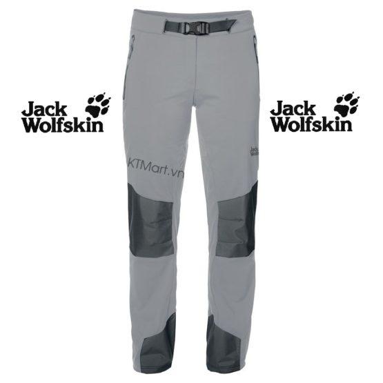Jack Wolfskin Gravity Flex Pants Women Alloy 1503681 Jack Wolfskin size 30/31