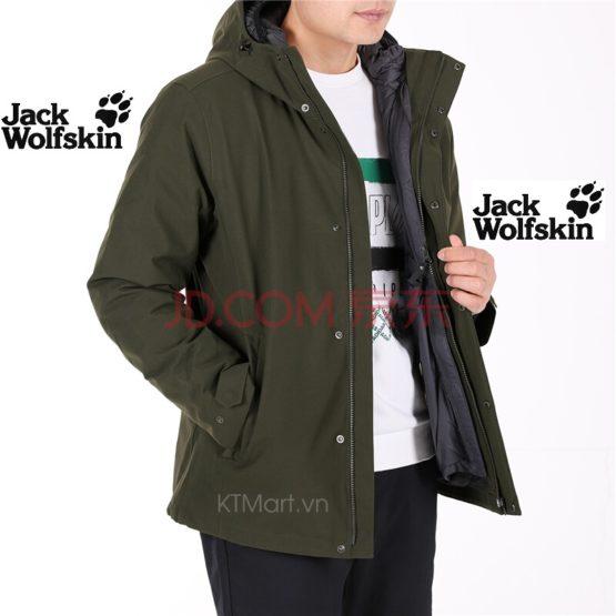Jack Wolfskin Jacket 5118271 Jack Wolfskin size S US