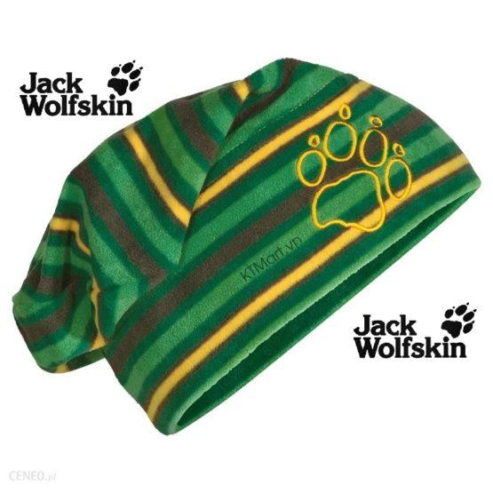 Mũ nỉ Trẻ Em Jack Wolfskin Kids Chipmunk Cap 1903111 Jack Wolfskin size S, M