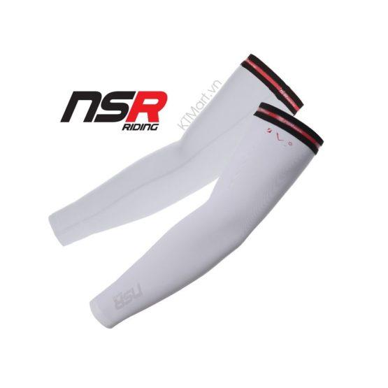 Ống tay NSR Riding Step Up Cool Arm Sleeves NSR Riding