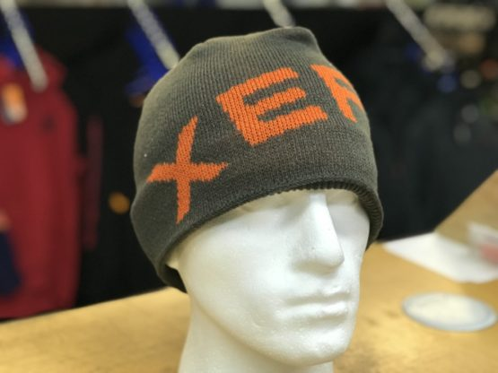 Mũ len giữ nhiệt Shimano XEFO Mega Heat Knit Orange Hat