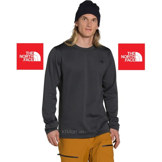 Áo nỉ siêu Ấm The North Face Men's Ultra-Warm Poly Crew NF0A3SG4 size S, M, L, XL