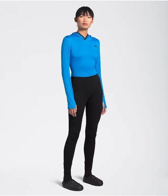 Quần giữ nhiệt The North Face NF0A3SGD WOMEN'S WARM POLY TIGHTS size M