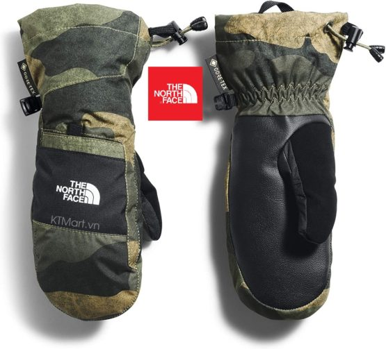 The North Face Youth Montana Gore-Tex Mitt NF0A3M4L size M