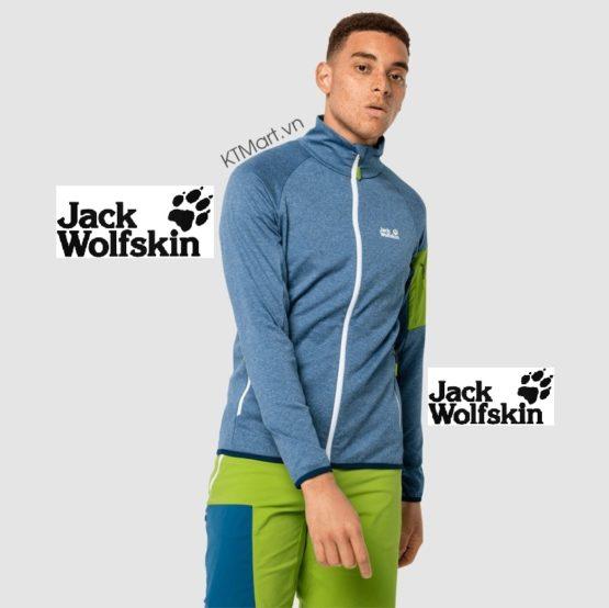 Jack Wolfskin Milford Fleece Jacket M 1708671 Jack Wolfskin size L US