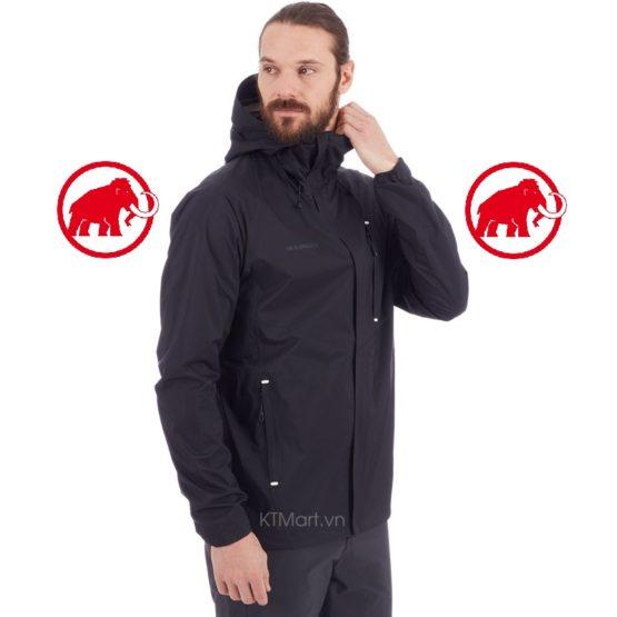 Mammut Convey Pro HS Hooded Jacket AF Men 1010-27050 Mammut size L US