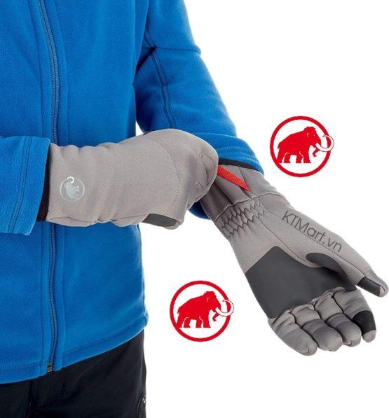 Mammut Fleece Pro Gloves 1190-05851 Mammut size M, L