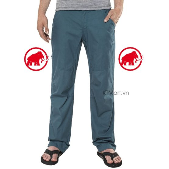 Mammut Men's Massone Pants 1020-08800 Mammut size 34