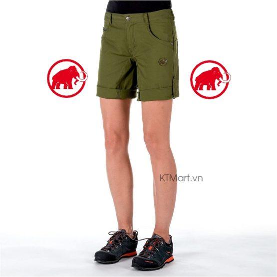 Mammut Women's Ophira Shorts 1020-08140 Mammut size M