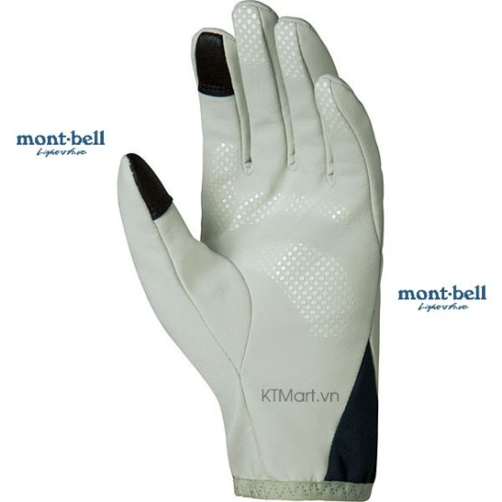 Montbell Women's Climapro 200 Gloves 1118368 Montbell size S