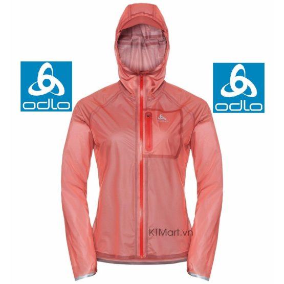 Odlo Women's ZEROWEIGHT DUAL DRY Waterproof Running Jacket 313021 Odlo