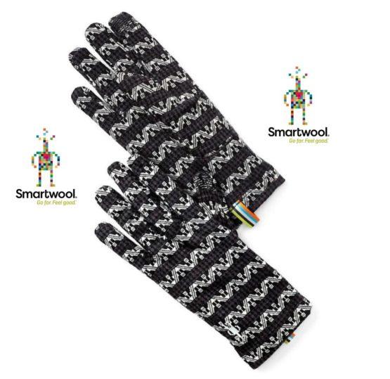 Smartwool Merino 250 Pattern Gloves SW018014 Smartwool size M