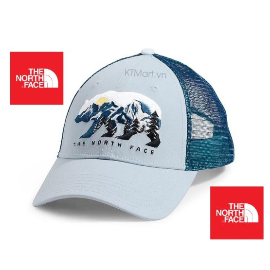 Mũ The North Face Embroidered Trucker NF0A4AB9