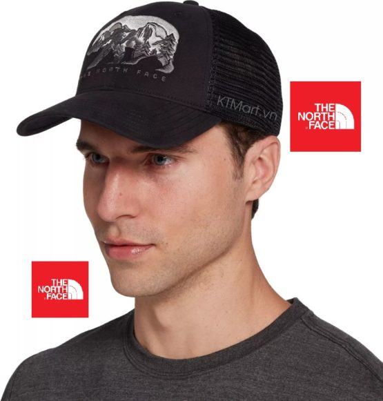Mũ The North Face Embroidered Trucker NF0A4AB9 The North Face