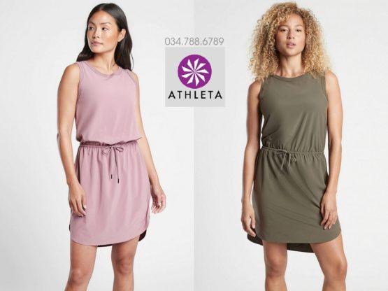 Váy hè Athleta 291709 Rincon Dress size XS, S