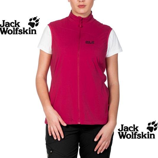 Áo Gile Softshell Jack Wolfskin Women's Activate Vest 1302321 Jack Wolfskin