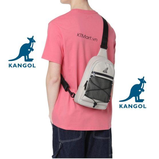 Túi đeo chéo Kangol Crossbody Bag KGLBGSL1294AGIVX Kangol