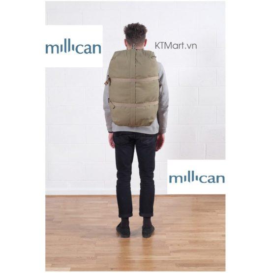 Balo túi trống Millican Miles The Duffle Bag 60L Millican