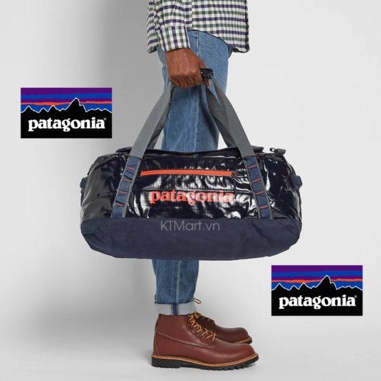 Patagonia Black Hole Duffel 60L Travel Backpack Bag 49341 Patagonia
