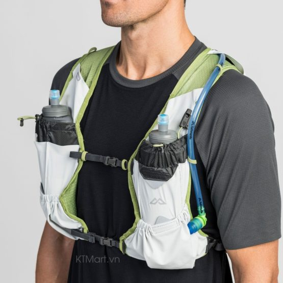 Áo Vest chạy bộ Kathmandu Zeolite Running Vest
