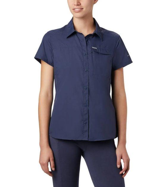 Áo sơ mi Columbia Women's Silver Ridge ™ 2.0 Short Sleeve 1841791 Navy size XS, S, L, XXL